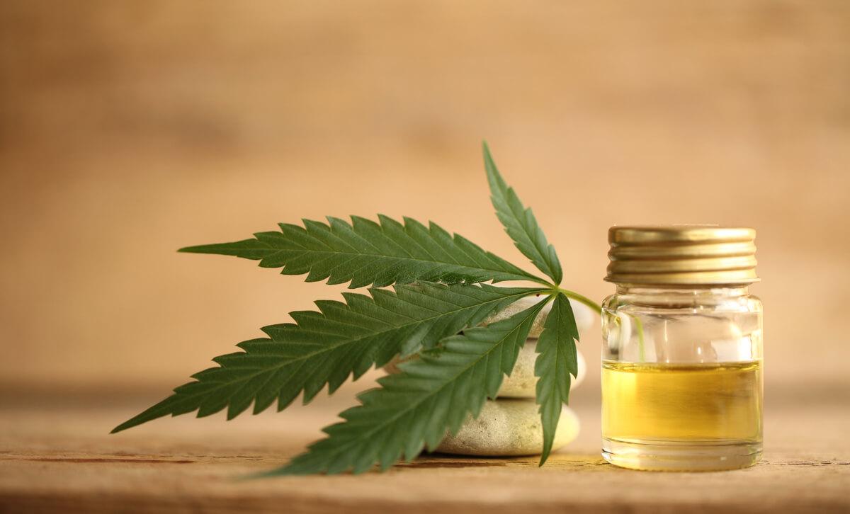 CBD cannabidiol oil.
